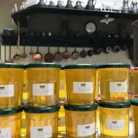 La récolte de miel de nos ruches
